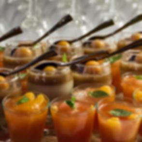 Ohinéné Verrines Buffet Dessert