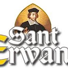 Bière bretonne Saint-Erwann blonde 33cl