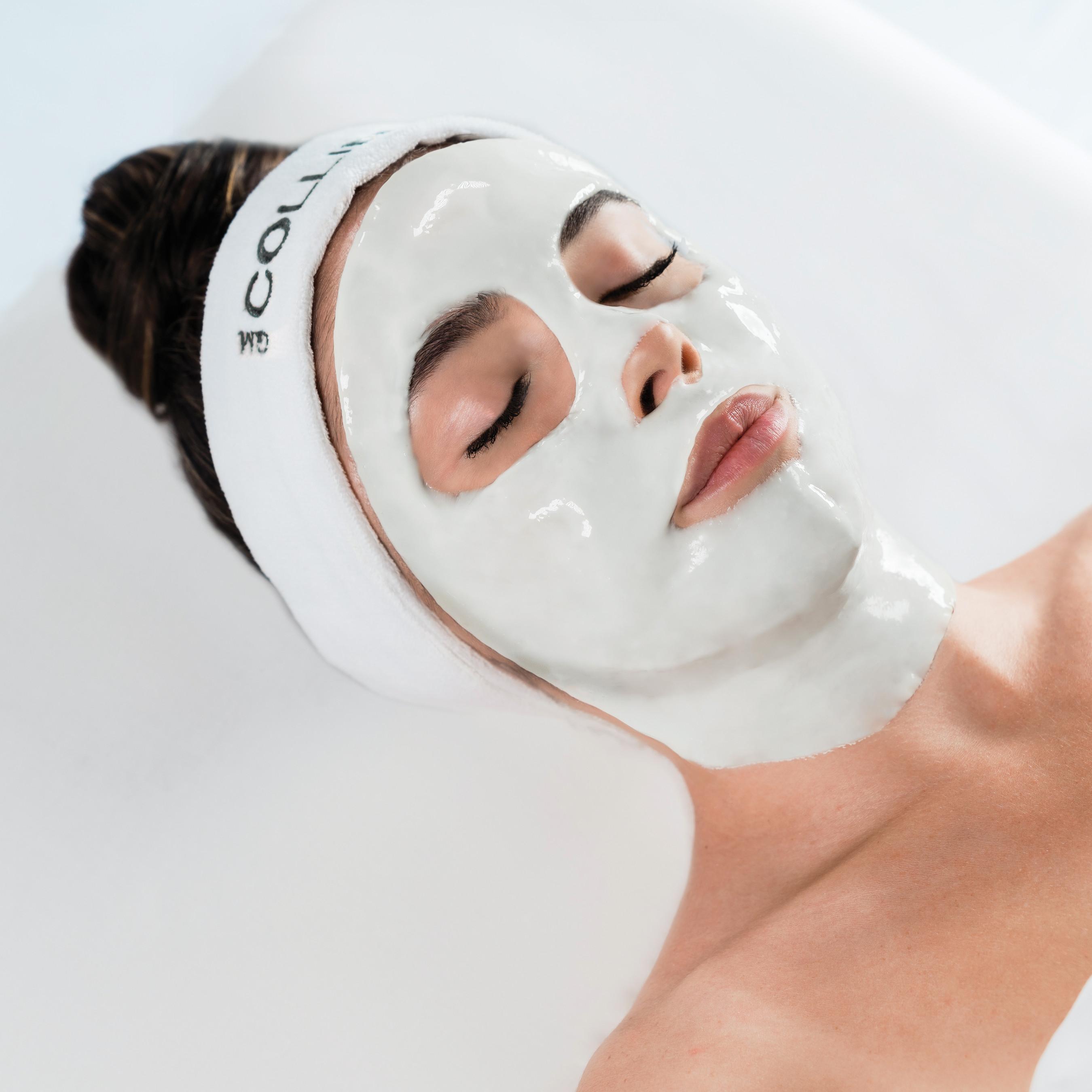 Calming Facial for Rosacea/Sensitive+