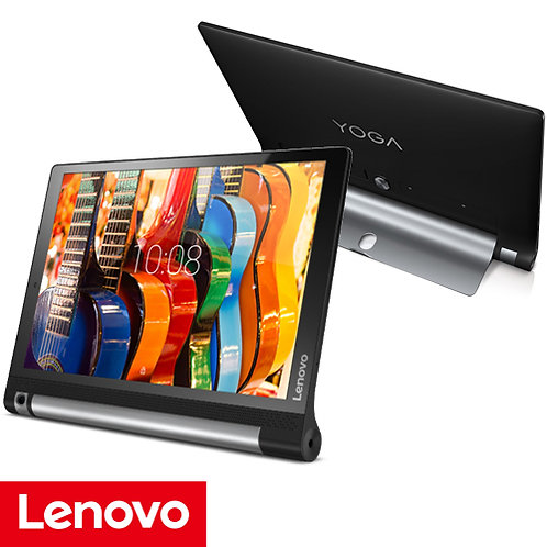 טאבלט Lenovo Yoga Tablet 3 YT3  נפח 32GB - צבע שחור