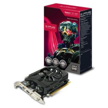 כרטיס מסך Sapphire Radeon 9S7256 R7 250 2GB 512SP Edition DDR3 128bit PCI-e