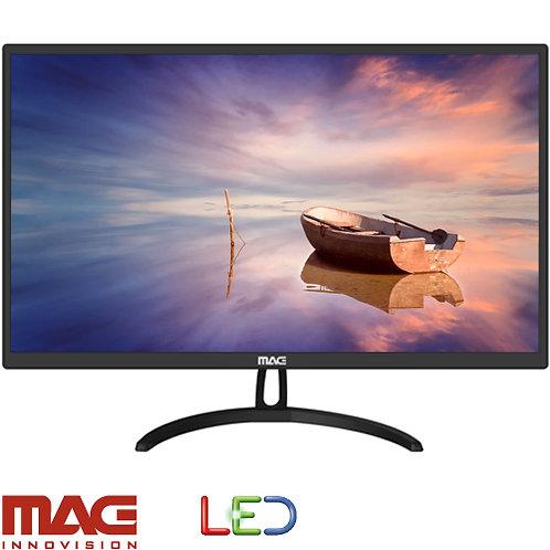 """מסך מחשב """"Mag LED 23.8 דגם S24B זמן תגובה 2ms כולל רמקולים"""