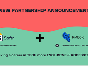 Partnership Announcement   PMDojo and SoftR