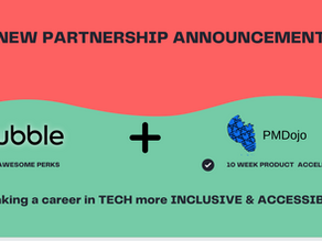 Partnership Announcement | PMDojo and Bubble.io