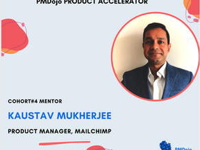 Mentor Spotlight: My experience mentoring Product Teams at PMDojo