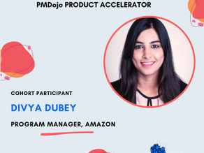 PMDojo Product Manager Spotlight: Divya Dubey