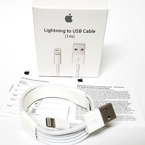 Cable Lightning 1mt