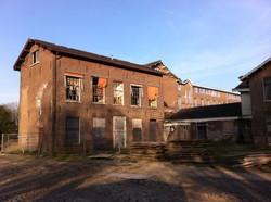 former psych hospital Santpoort