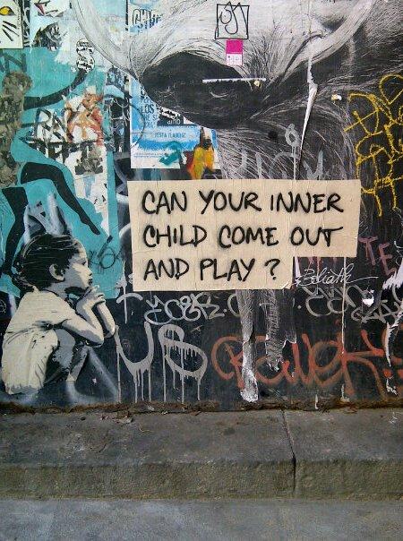inner child Barcelona