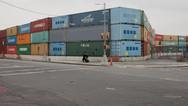 Brooklyn Navy Yard, April 4th. 2020