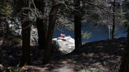 Lake Minnewaska. April 28th. 2020