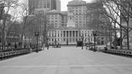 Borough Hall Brooklyn. April 4th. 2020