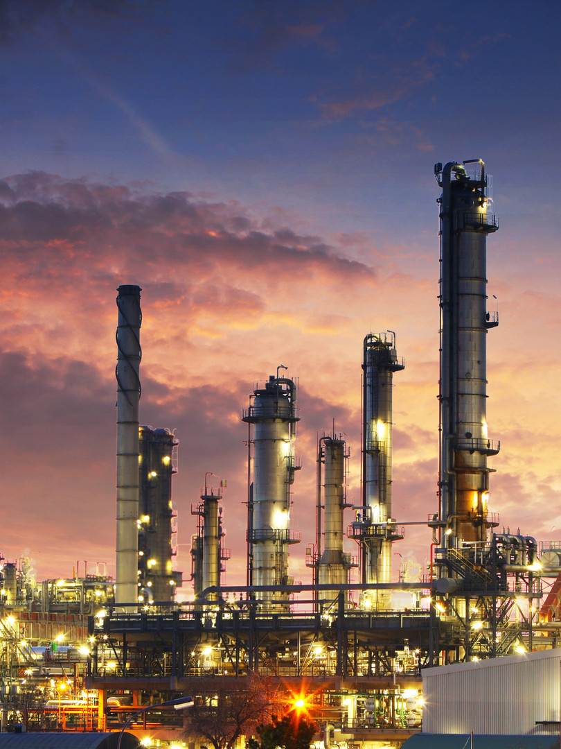 Oil and Gas Refinery Night.jpg