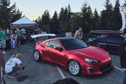 Lustre Chrome Red Scion TC 7