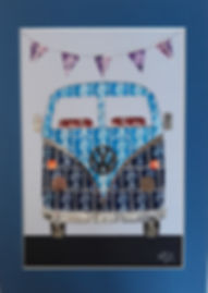 Stamp-a-van Dub art