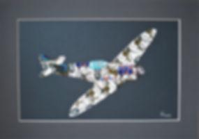 Spitfire Stamp art