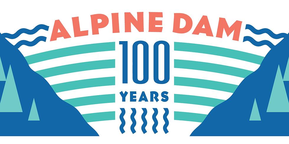 Alpine Dam Centennial Ride
