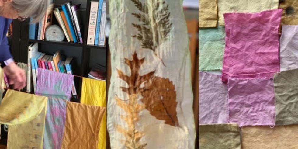 Primitive Plant Dye Techniques