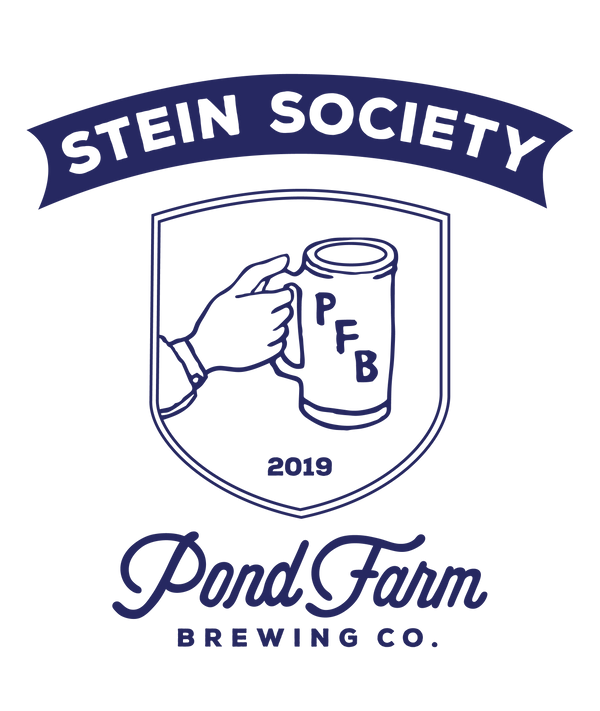 Stein Society Navy with Transparent Back