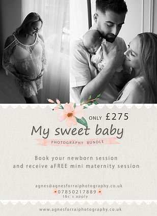 Free Maternity Session photoshoot, Hook