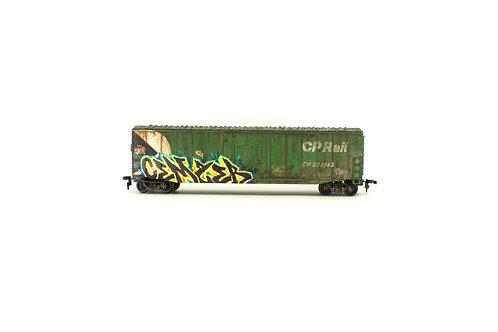 CP Rail boxcar