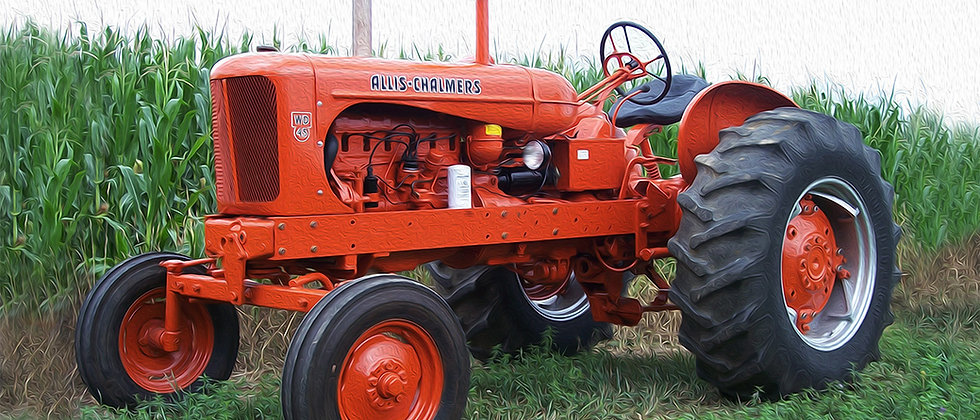 Allis Chalmers Canvas