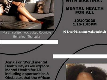 Everything Mental Health Live