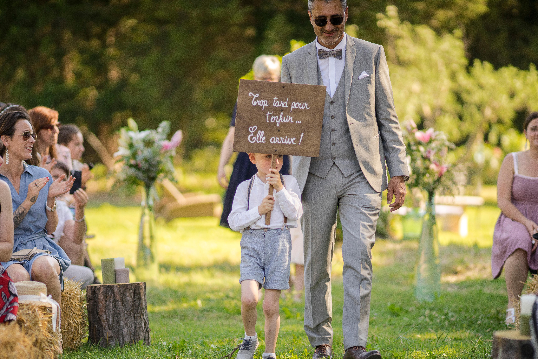 Reportage de mariage complet, France