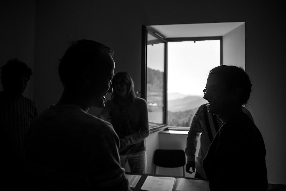 Reportage de mariage de Julie et Féréric à Malbosc en 2019