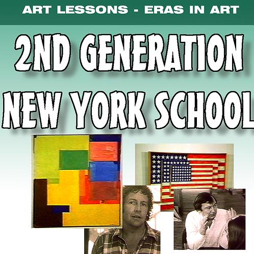 2nd Generation NY School