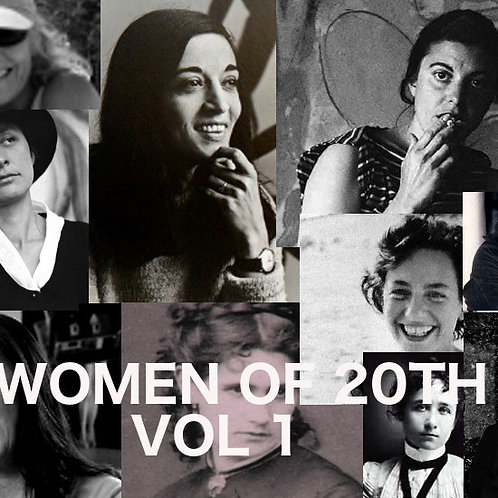 Great Women Artists of the 20th Cen VOL.1