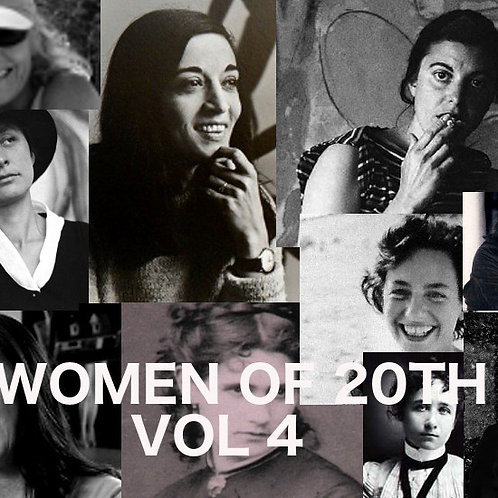 Great Women Artists of the 20th Cen VOL4