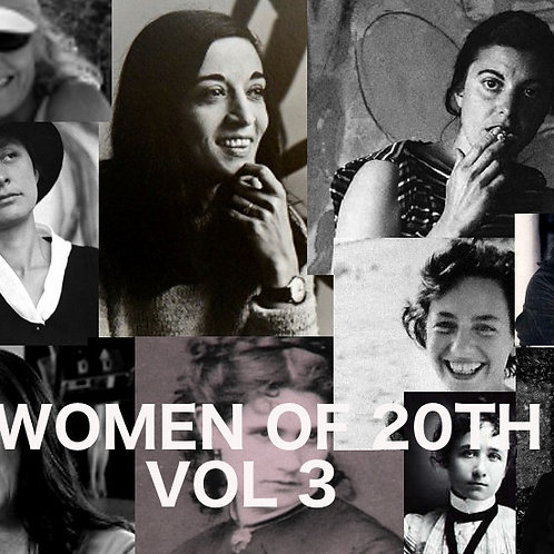 Great Women Artists of the 20th Cen VOL.3