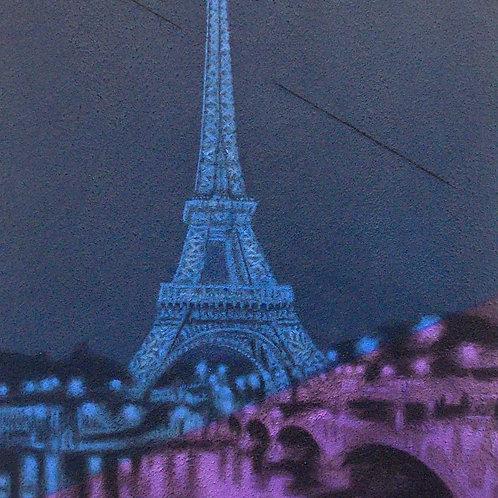 TRAVELOGUE SERIES - INNOCENCE OF PARIS    36x24