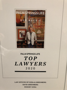 2021 Top Lawyer Recognition