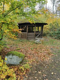Schutzhütte Alte Siedlungen