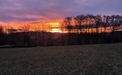 Sonnenaufgang Beedenkirchen
