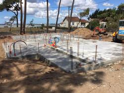 LAURENTJL/Coulage forme beton