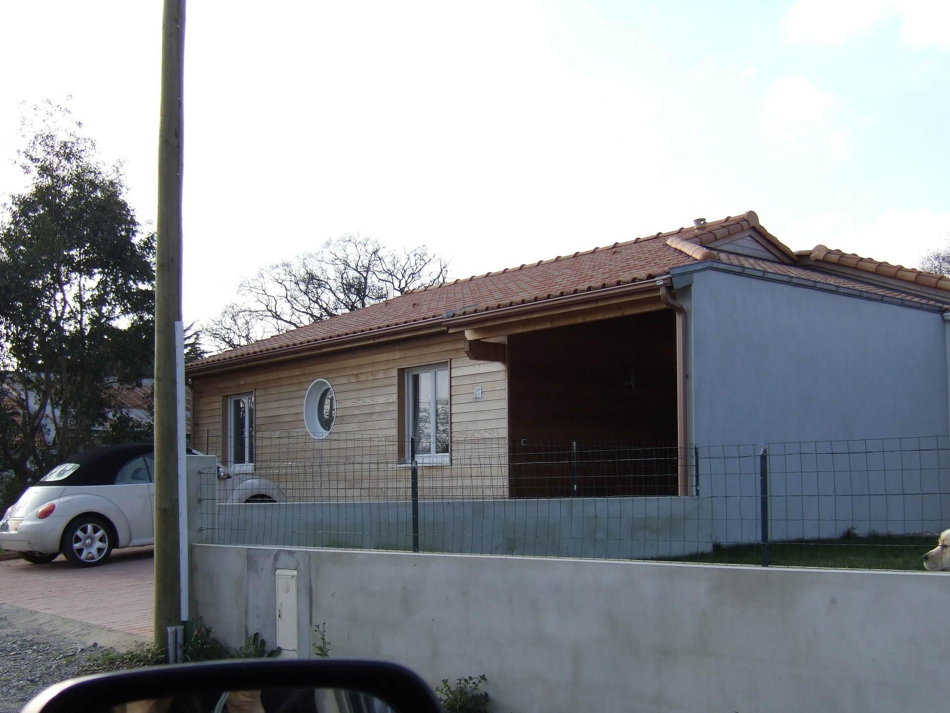 LAURENTJL/Maison bois