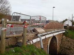partie Pont effondrée