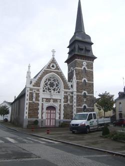 Eglise du Gavre