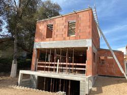 Construction brique