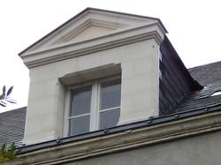 Restauration Lucarne