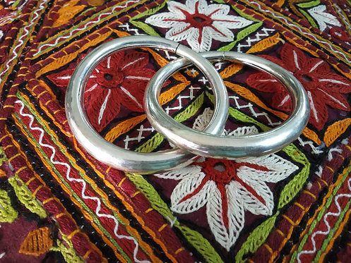 Tribal Cuff Lock Bracelet