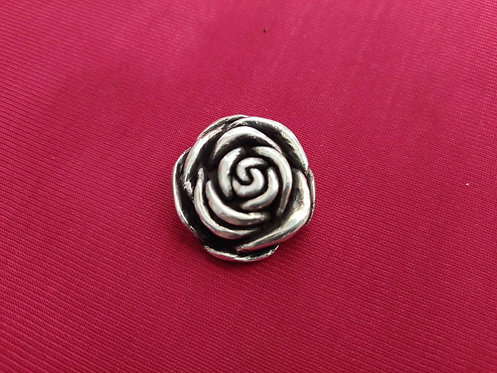 Mexican Hallow Rose Pendant