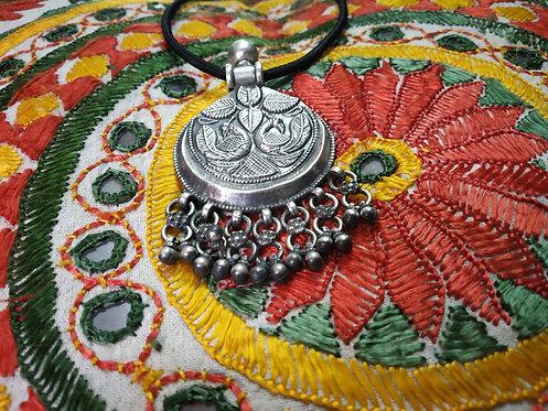 Peacock Mayuri Tribal Pendant