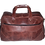 Thumbnail: Leather Duffel Bags for Men Women Handmade weekender, travel & carry bag