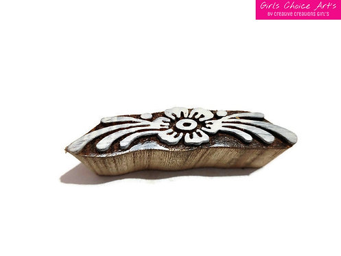 Traditional Wood Blocks For Printing on Fabric - Home Decorations