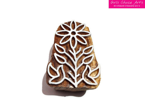 Flower Tree Designs for Personal Gift Card Making - Decorate Home - Henna Wood S