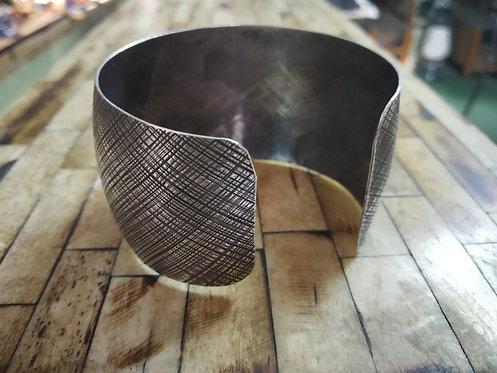 Scratch Cuff Bracelet